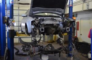 Audi Turbo repair